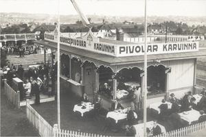 1926 - Průmyslová, živnostenská, kulturní a hospodářská výstava Těšínska a Ostravska v Orlové.jpg